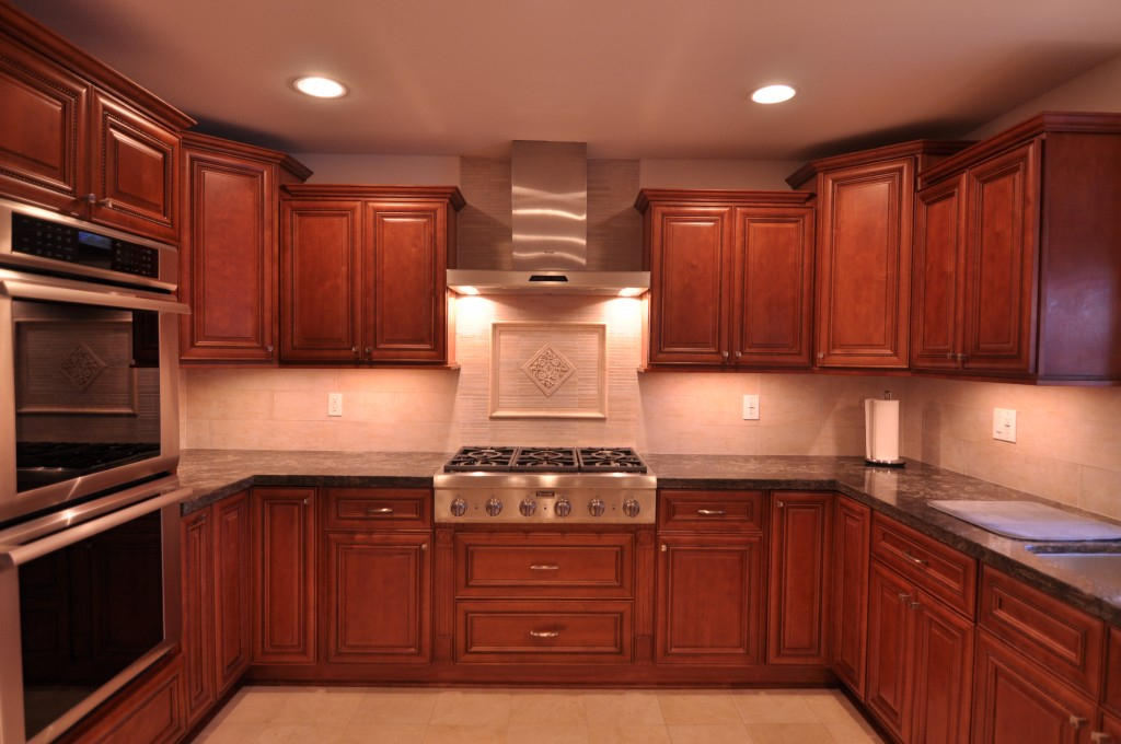 kitchen hill kitchen bright kitchen modern kitchen cherry cabinets - Cherry Cabinet Kitchen Designs