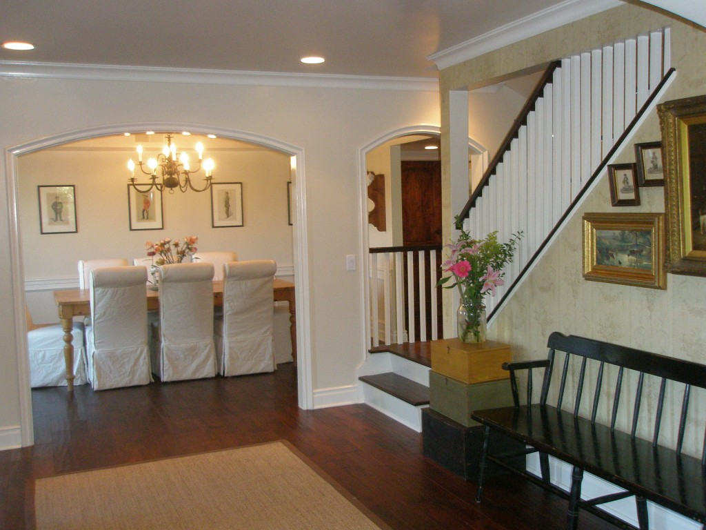 Calabasas complete remodel xlart group for Interior wall arches
