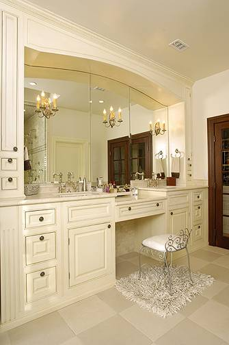 Lafayette square historic home xlart group for Neoclassical bathroom designs
